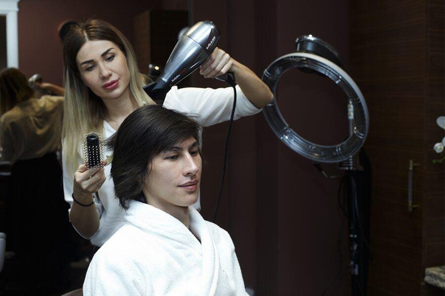 парикмахерский зал проспект вернадского