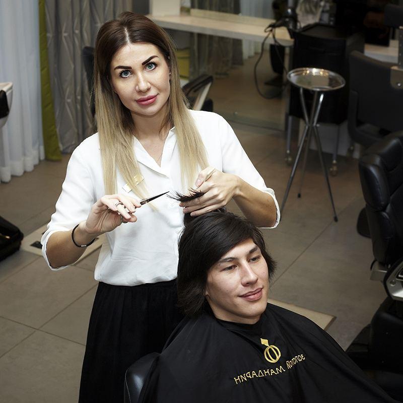 услуги парикмахера проспект вернадского
