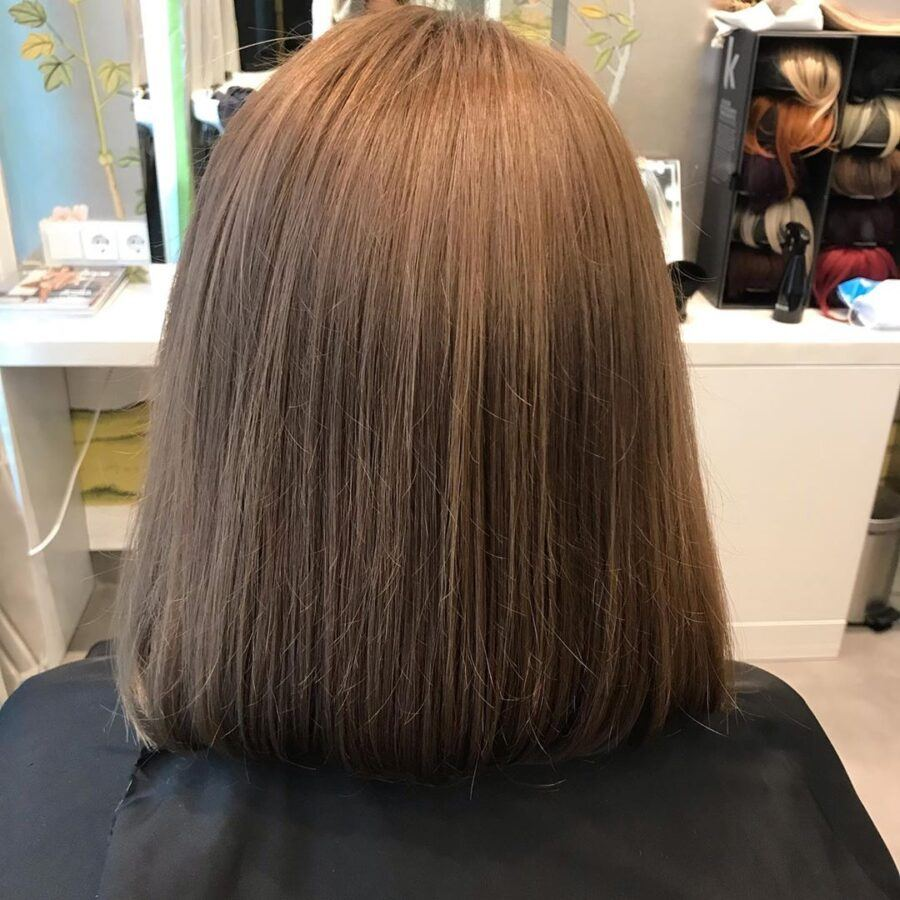окрашивание волос мичуринский проспект
