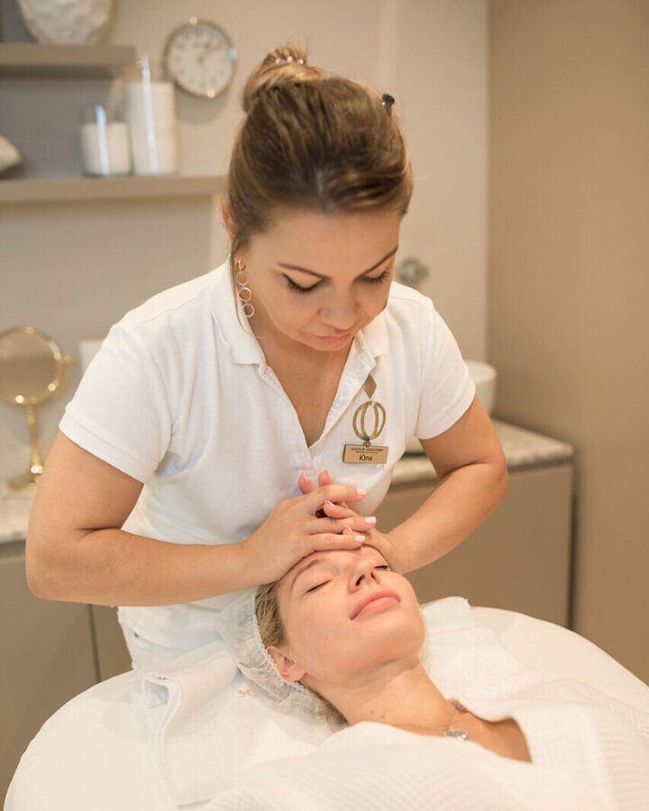 буккальный массаж для лица
