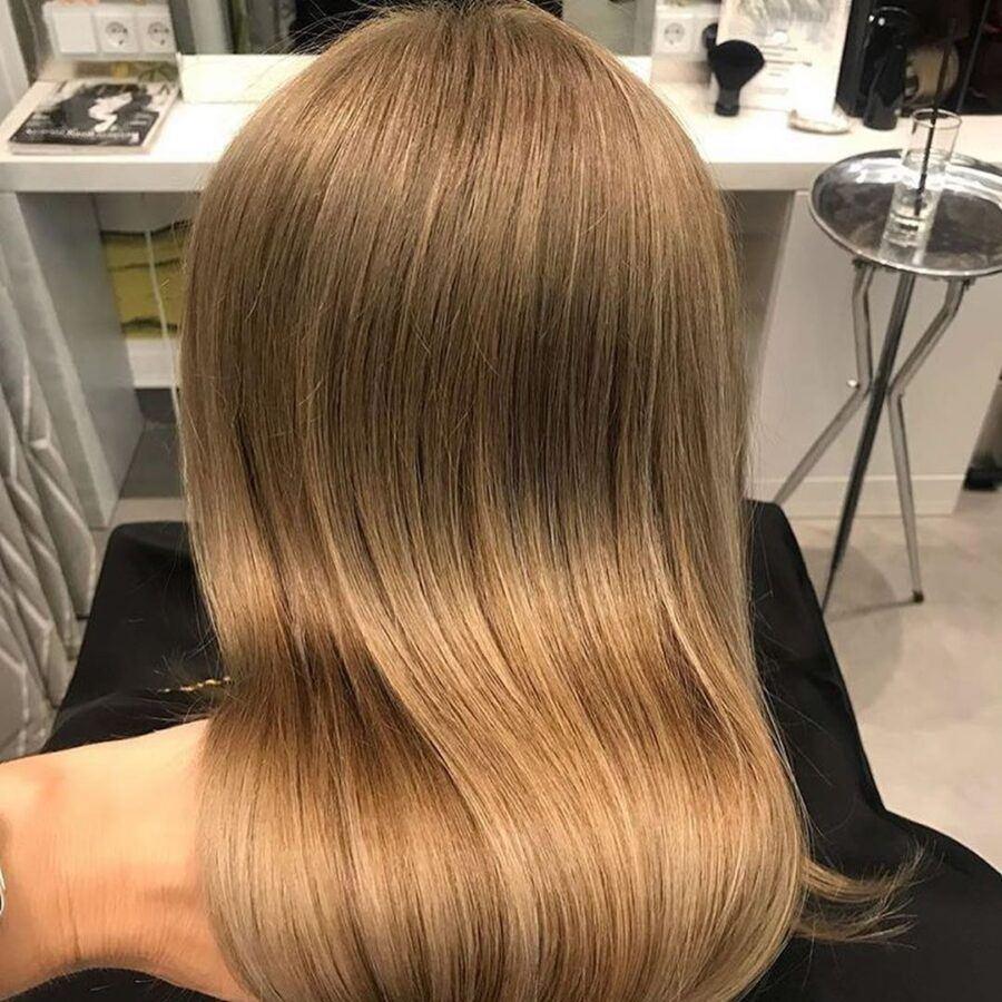 окрашивание волос Kydra