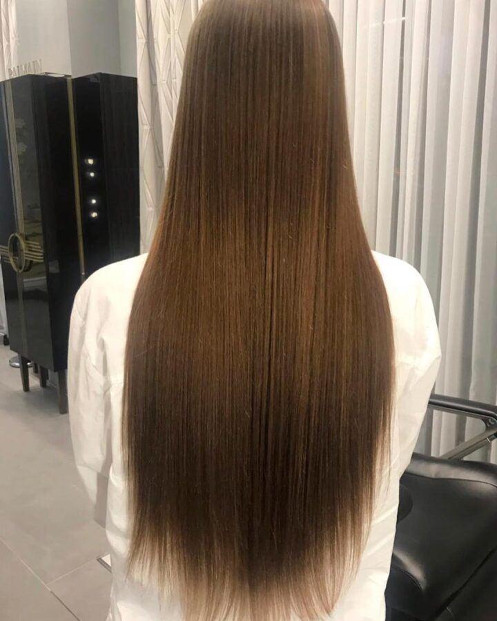 Лечение волос от Яны Ермашовой