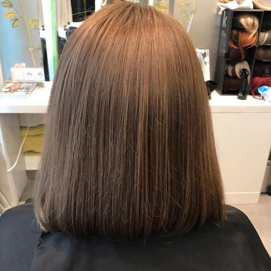 Стрижка и окрашивание волос от Яны Ермашовой