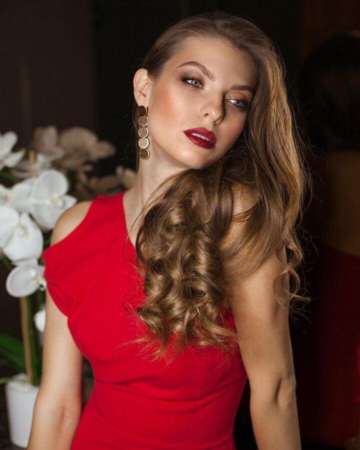 Make Up от Марины Вафиной