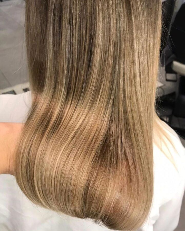 Окрашивание волос аиртач